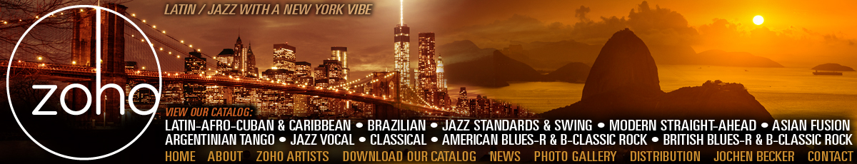 ZohoMusic com - Latin Jazz With A New York Vibe